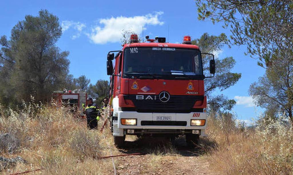 Παραμένει ο κίνδυνος πυρκαγιάς - Ποιες περιοχές θα βρίσκονται αύριο (14/08) σε «κίτρινο συναγερμό»