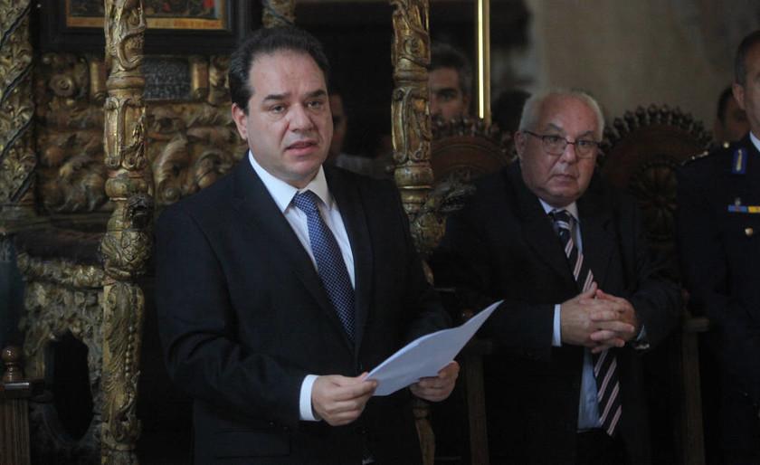 Αυτός είναι ο νέος πολιτικός διοικητής του Αγίου Όρους (pics)