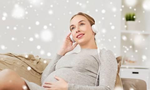 Εγκυμοσύνη και έμβρυο  Πως να αρχίσετε την επικοινωνία σας μαζί του 67d506068a1