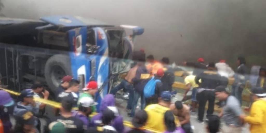 Τραγωδία στο Εκουαδόρ: Νεκροί 12 οπαδοί της Μπαρτσελόνα