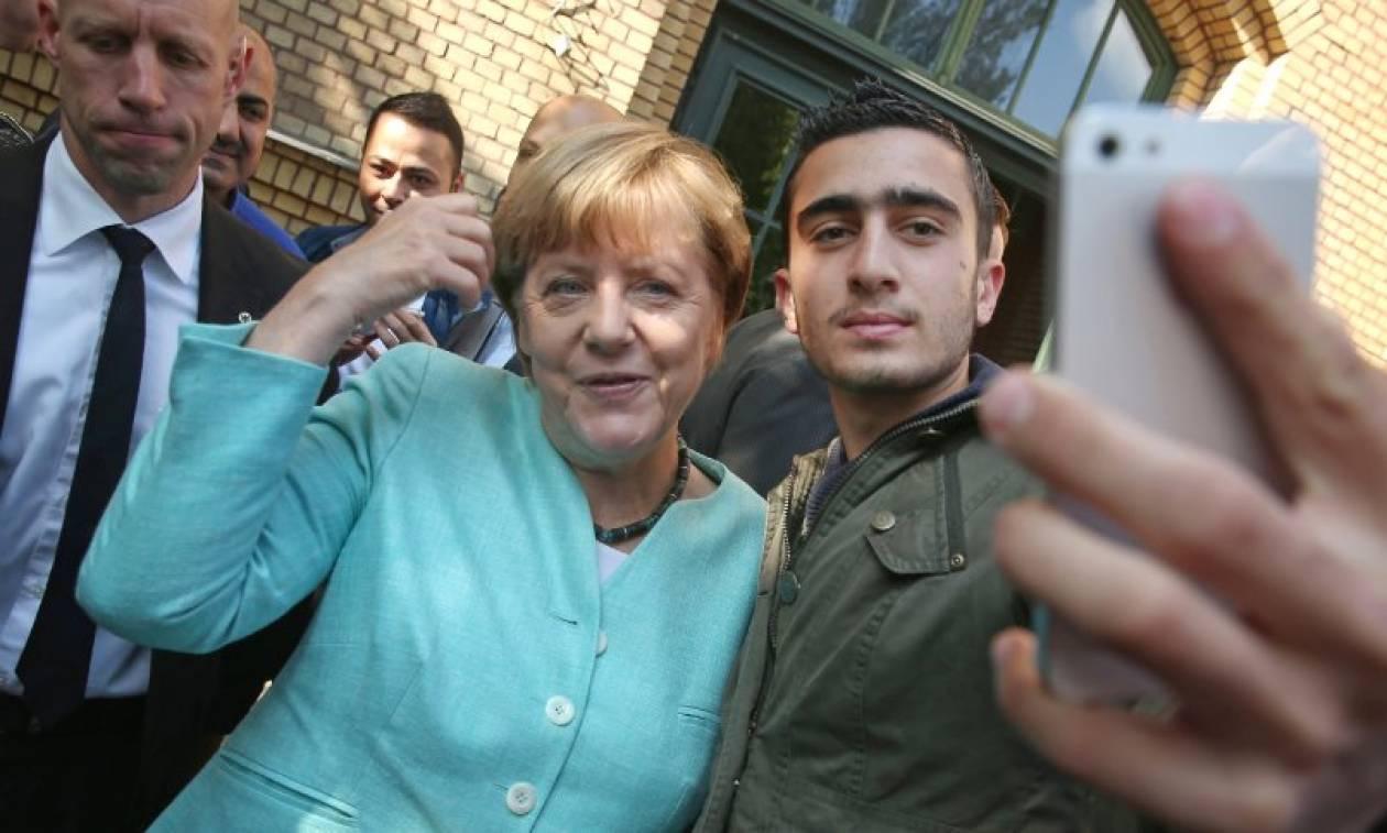 Μέρκελ: Οι διαπραγματεύσεις με την Ελλάδα για το μεταναστευτικό έχουν προχωρήσει