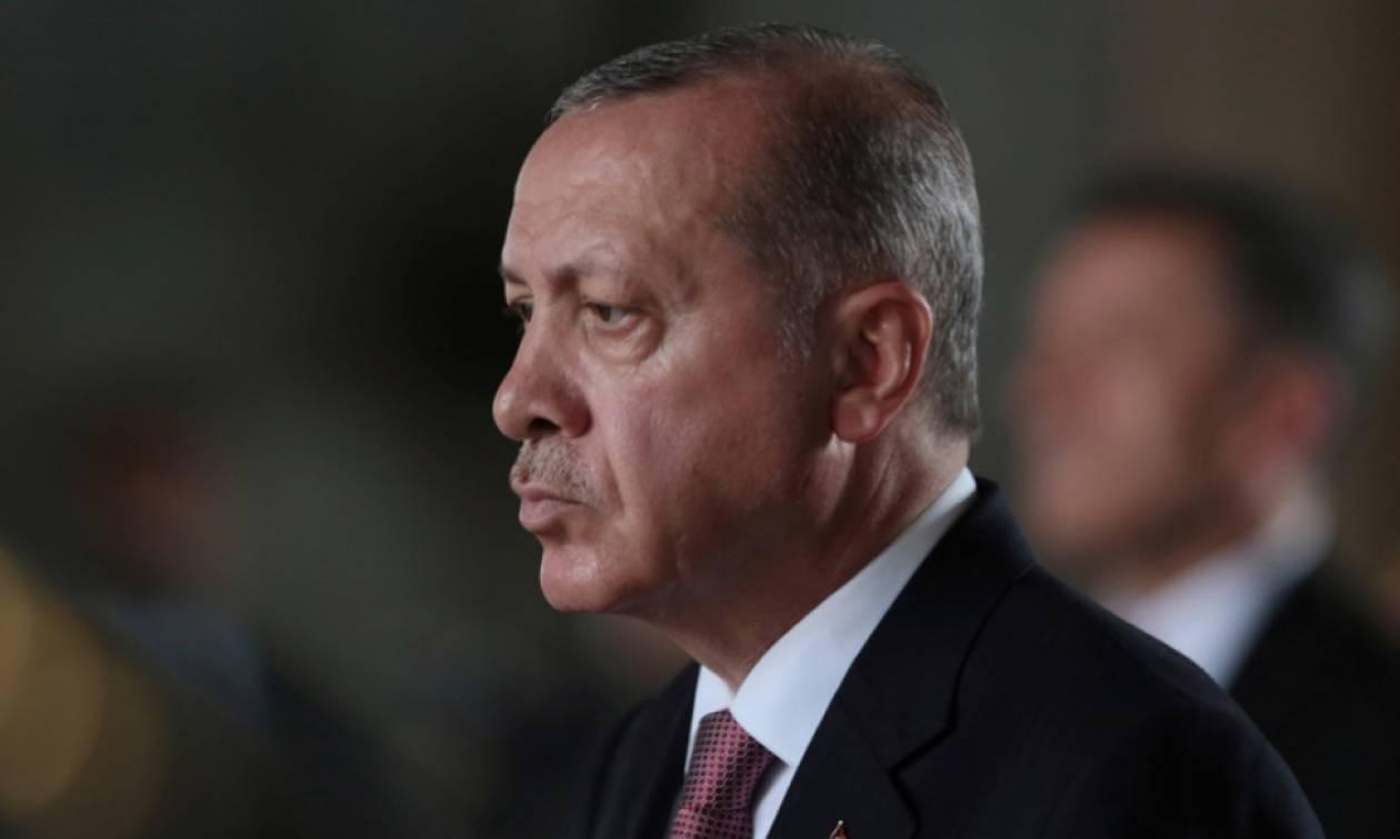Ηχηρό «χαστούκι» Τραμπ σε Ερντογάν – Υπέγραψε το «πάγωμα» της παράδοσης F-35 στην Τουρκία