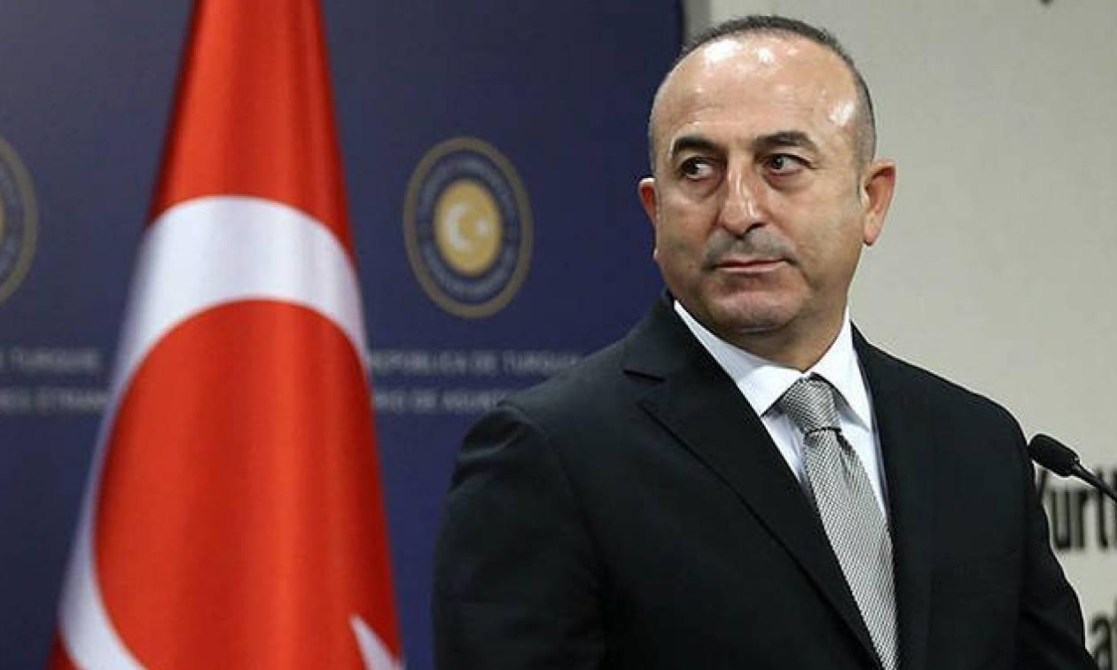 «Τραβούν το σχοινί» οι Τούρκοι - Τσαβούσογλου: H Ελλάδα υπεύθυνη για την ένταση στο Αιγαίο