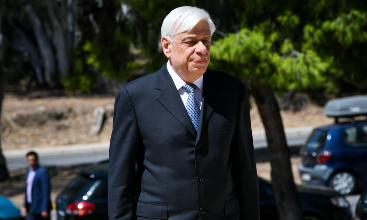 Επικοινωνία Παυλόπουλου με τις οικογένειες των δύο Ελλήνων στρατιωτικών