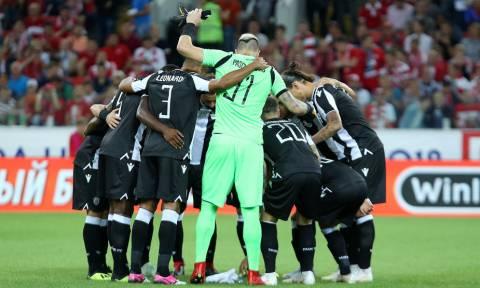 Σπαρτάκ Μόσχας - ΠΑΟΚ 0-0: Από τη Ρωσία με αγάπη έδωσε... ραντεβού στ΄ αστέρια!