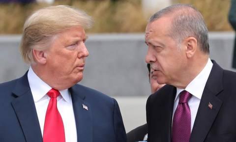 Απογοητευμένος ο Τραμπ με Ερντογάν – Τον «τιμωρεί» με νέα... χαστούκια!