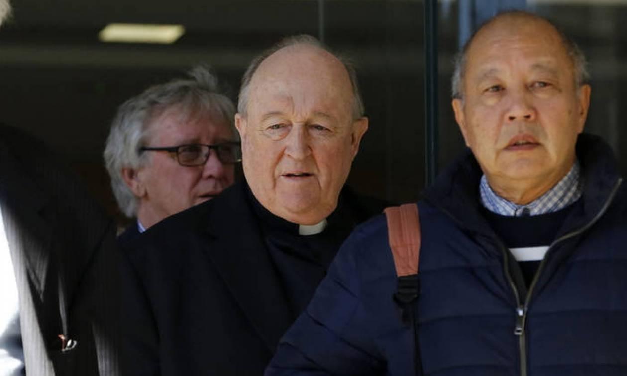 Αυστραλία: Στα «μαλακά» πρώην αρχιεπίσκοπος για συγκάλυψη σεξουαλικής κακοποίησης παιδιών