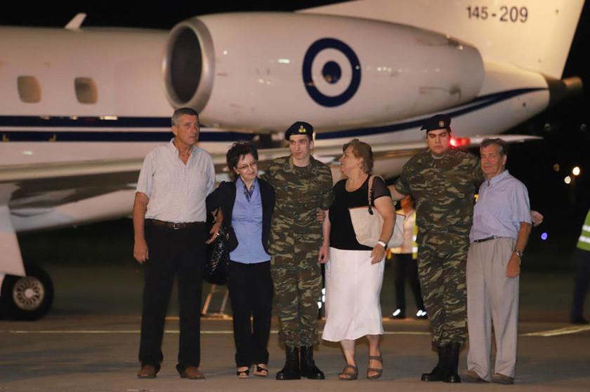 Έλληνες στρατιωτικοί: Στο 424 Στρατιωτικό Νοσοκομείο για ιατρικές εξετάσεις
