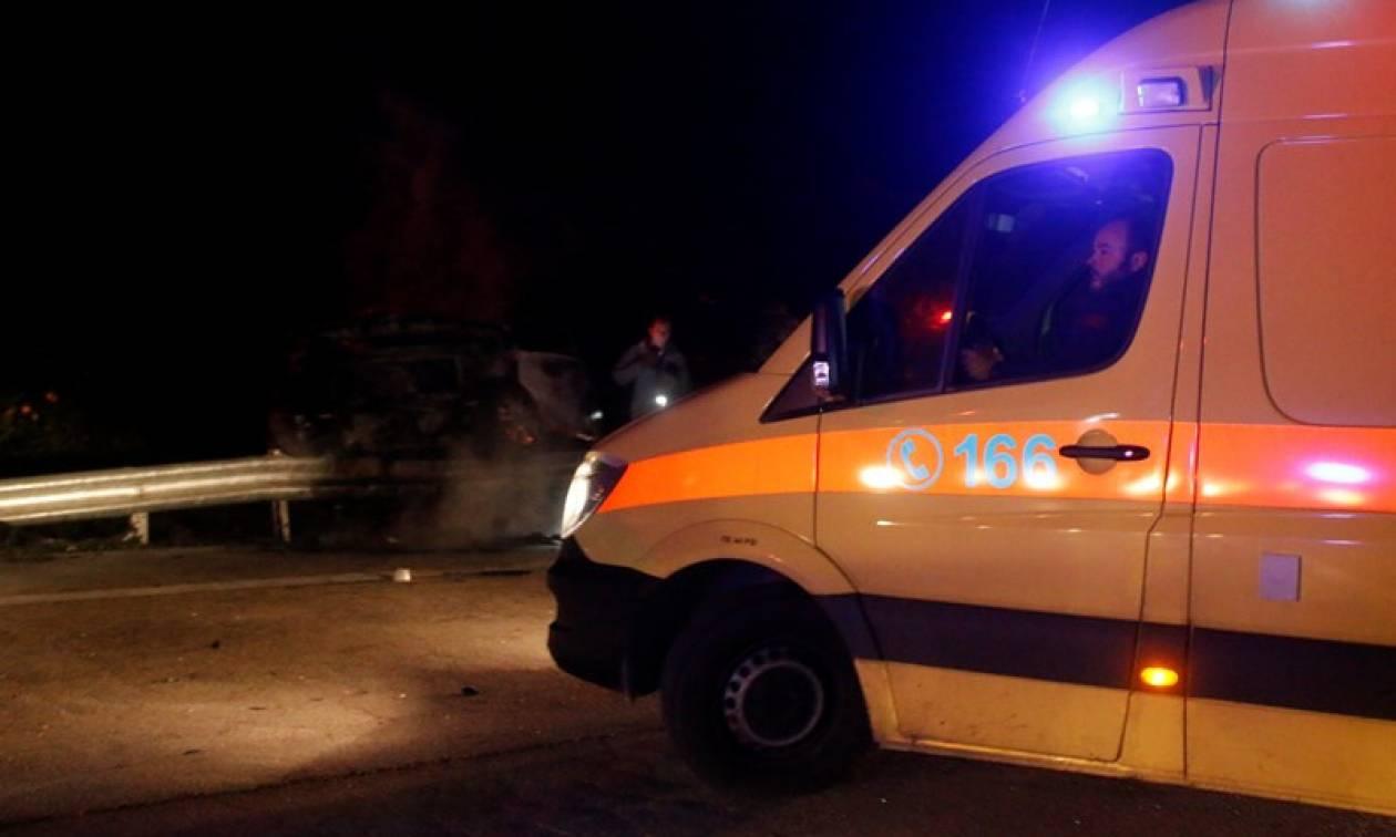 cb3fd1b7c495 Νέο θανατηφόρο τροχαίο στην Πατρών - Πύργου - Πεζός παρασύρθηκε από όχημα