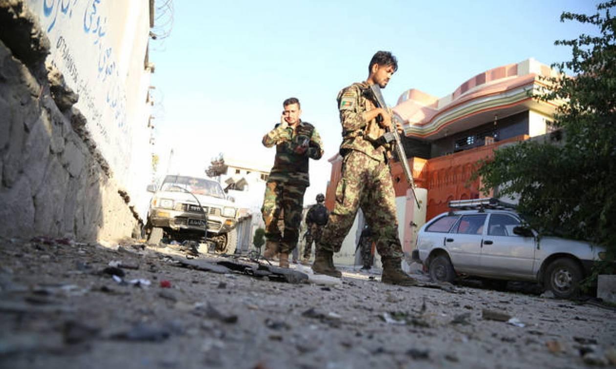 Αφγανιστάν: Μακελειό σε επίθεση των Ταλιμπάν