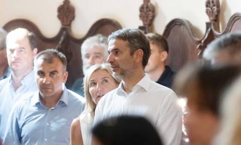 Μητσοτάκης: Συγχαρητήρια στους δύο στρατιωτικούς για το κουράγιο και τη λεβεντιά τους