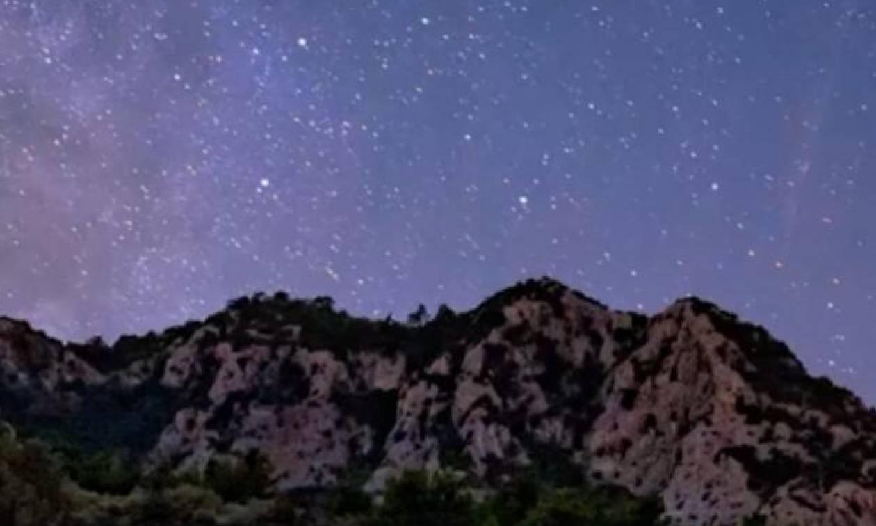 Ασύλληπτες εικόνες στη Σάμο: Κοίταξαν τον ουρανό και έτριβαν τα μάτια τους! (vid)