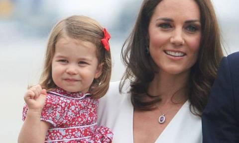 Γιατί η Charlotte δεν θα πάρει τον τίτλο της Princess Royal, όταν ο William γίνει βασιλιάς;