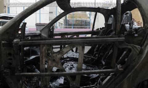 Φωτιά σε αυτοκίνητο στο Χαλάνδρι