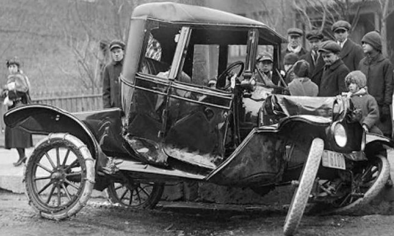Σαν σήμερα συνέβη το πρώτο φονικό τροχαίο και δε θα πιστεύετε με τι ταχύτητα έτρεχε το αυτοκίνητο