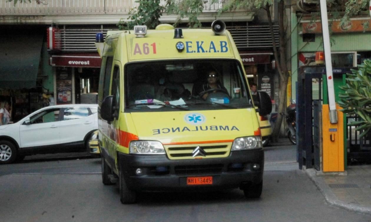 Θεσσαλονίκη: Ηλικιωμένος έπεσε από ταράτσα
