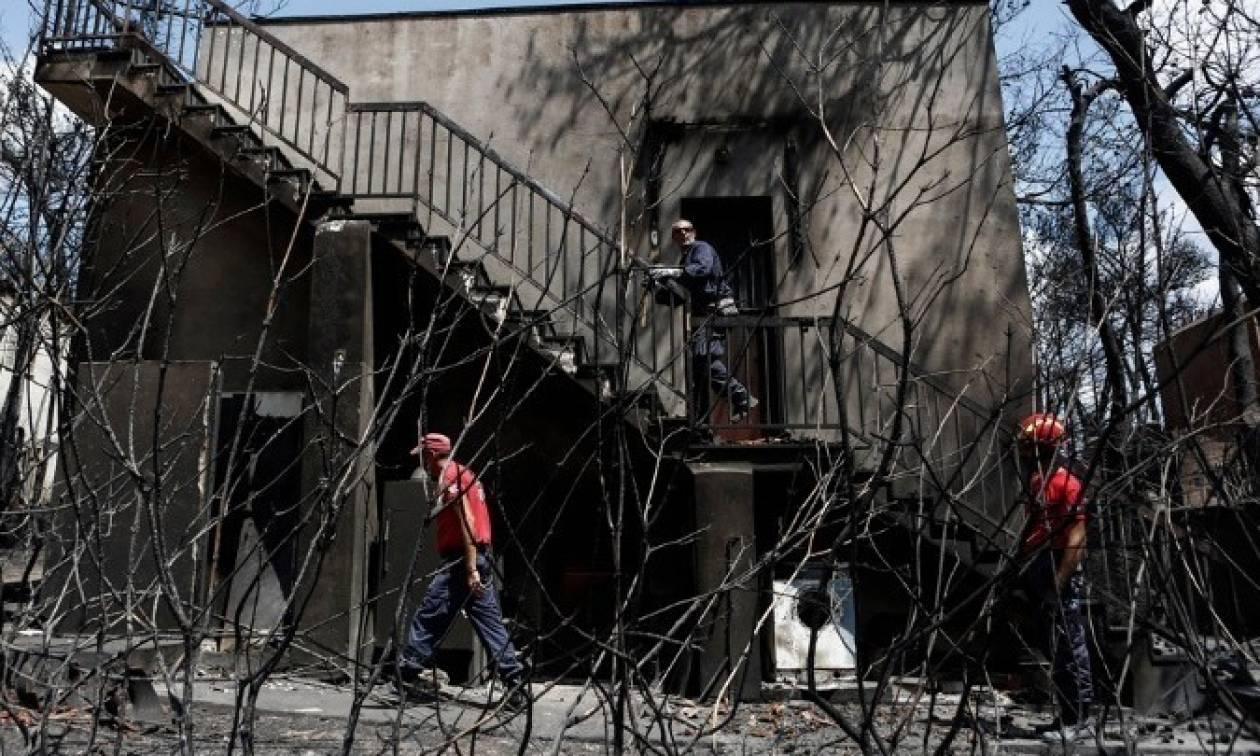 Φωτιά Μάτι: Εκκλησία της Ελλάδος και Περιφέρεια Αττικής συνεργάζονται για τη στήριξη των πυροπαθών