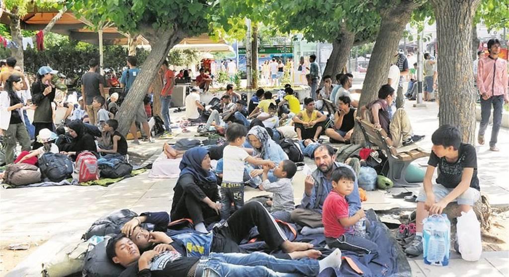 Γερμανία: Συμφωνήσαμε με την Ελλάδα για το μεταναστευτικό, μένουν οι λεπτομέρειες