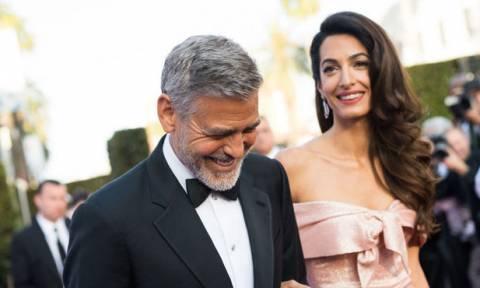 Ανησυχητική απώλεια βάρους για το George Clooney