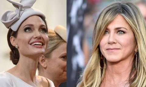 Aniston και Jolie απέκτησαν ένα κοινό που δεν φανταζόμασταν ποτέ
