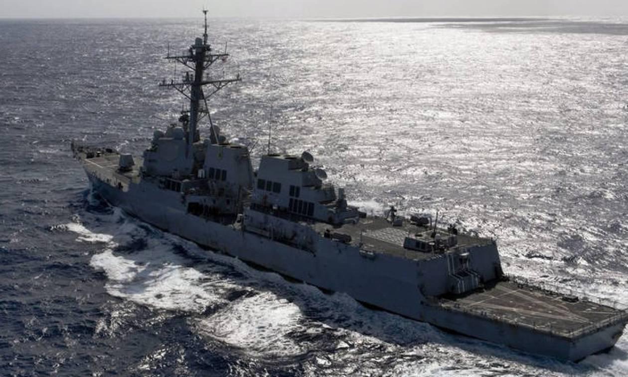 Λύθηκε το μυστήριο με τον υγρό τάφο του θρυλικού αντιτορπιλικού «USS Abner Read»
