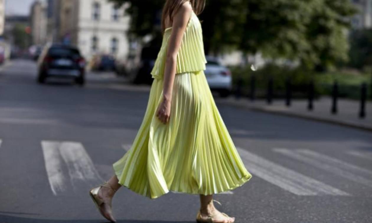 Οκτώ τρόποι για να βάλεις το πράσινο στο street style σου