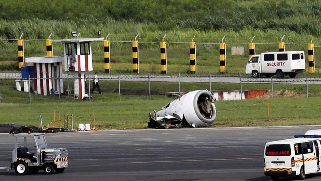 Συγκλονιστικό video: Χωρίς να το ξέρει βιντεοσκοπούσε τη συντριβή του αεροσκάφους που επέβαινε (Vid)