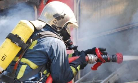 Φωτιά: Συναγερμός για πυρκαγιά σε σπίτι στη Νέα Φιλαδέλφεια