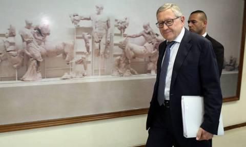 Κλάους Ρέγκλινγκ: «Σε καλό δρόμο η Ελλάδα - Να συνεχίσει ο εκσυχρονισμός»