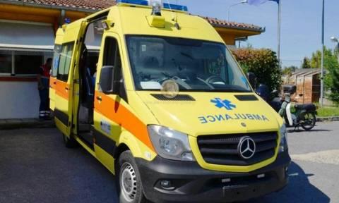 Τραγωδία στο Ηράκλειο: 45χρονος πέθανε μπροστά στην οικογένειά του