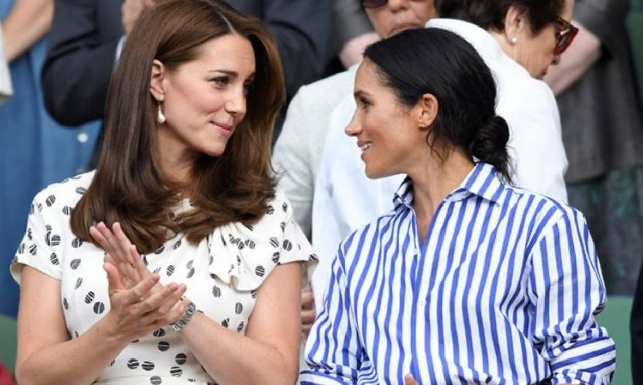 To στιλιστικό κόλπο της Kate Middleton και της Meghan Markle θα σου φανεί πολύ χρήσιμο