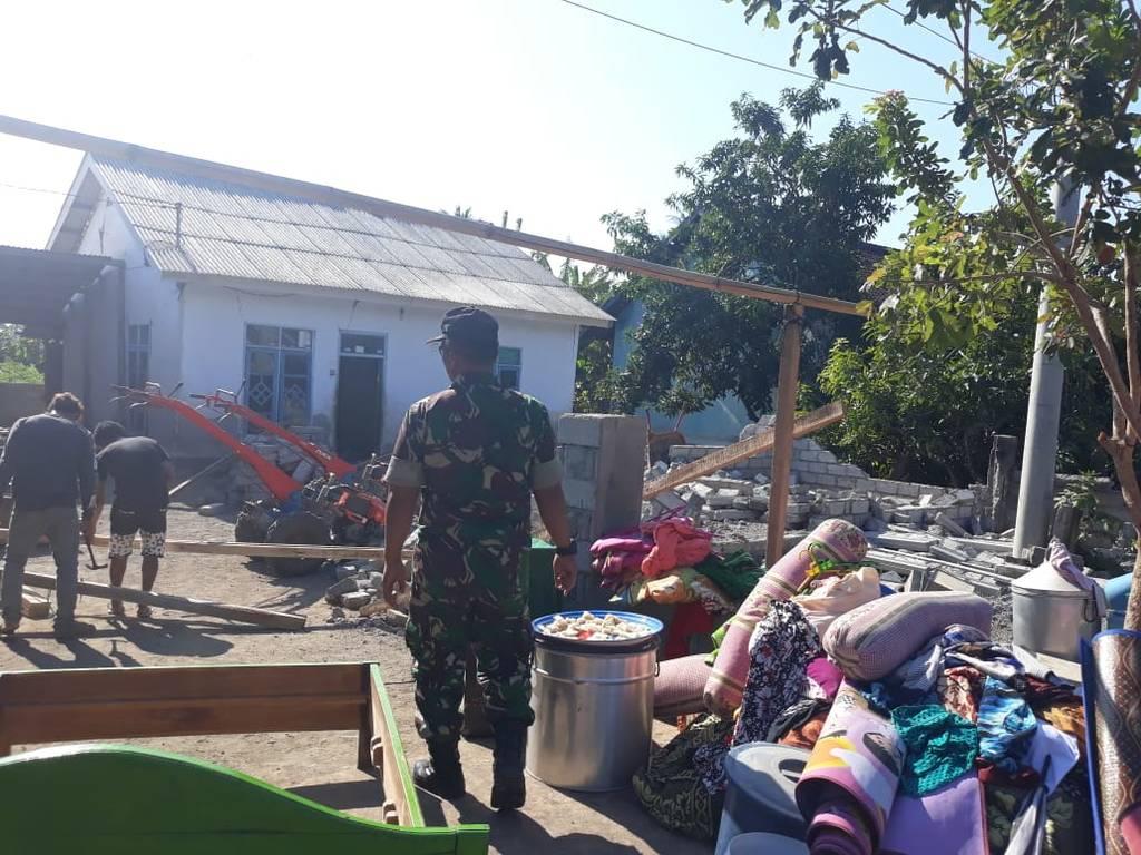 Ινδονησία: Νέος ισχυρός σεισμός 6,9 Ρίχτερ ΤΩΡΑ στο νησί Λομπόκ