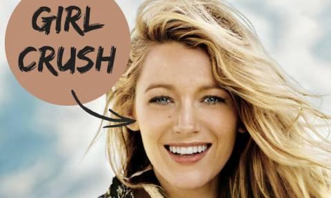 H Blake Lively έκανε το τέλειο φθινοπωρινό χρώμα στα μαλλιά της
