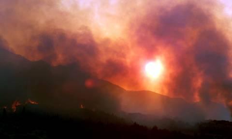 Πολύ υψηλός ο κίνδυνος πυρκαγιάς την Τρίτη (21/08)! Πορτοκαλί συναγερμός σε Εύβοια και Αττική