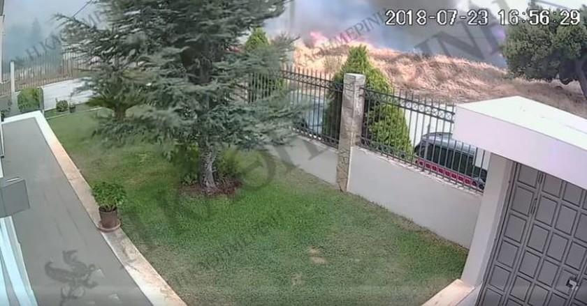 Μάτι – Αποκάλυψη: Βίντεο ντοκουμέντο από την πύρινη κόλαση - Έτσι ξεκίνησε η φονική φωτιά