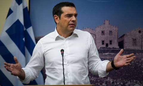 Διάγγελμα Τσίπρα: «Η δημοκρατία ευτελίστηκε στα χρόνια του μνημονίου»