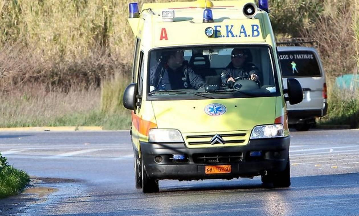 Τραγωδία στην Καρδίτσα: 45χρονη πνίγηκε με σουβλάκι