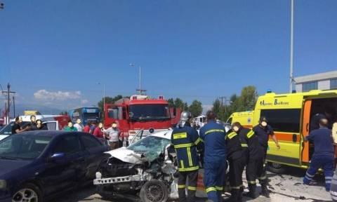 Τραγωδία στην Καρδίτσα: Νεκρός 42χρονος σε μετωπική (ΣΚΛΗΡΕΣ ΕΙΚΟΝΕΣ)