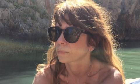 «Αναστασία»: Η αντίδραση της Αλικάκη όταν είδε τον εαυτό της στη σειρά του Mega, 25 χρόνια πριν