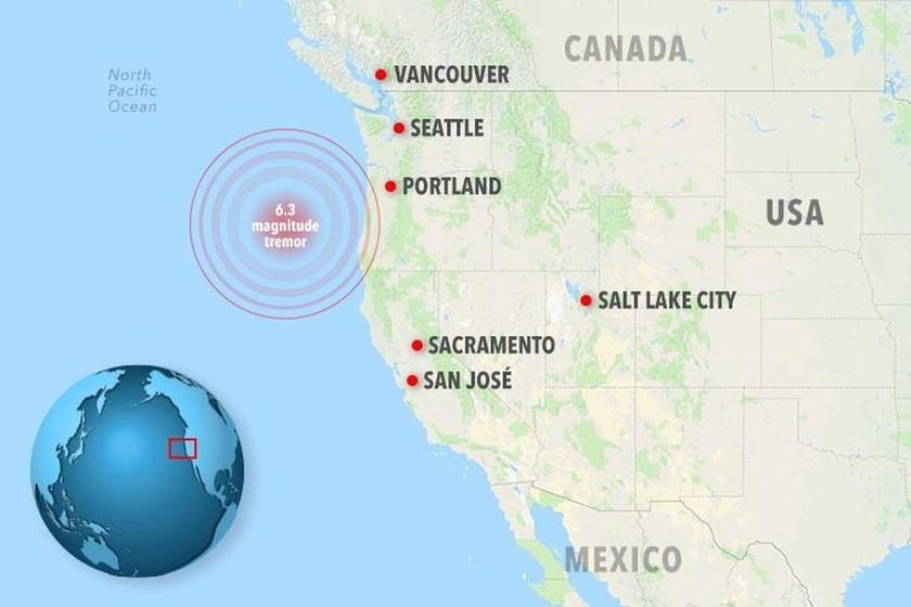 Ισχυρός σεισμός 6,3 Ρίχτερ χτύπησε τις ΗΠΑ
