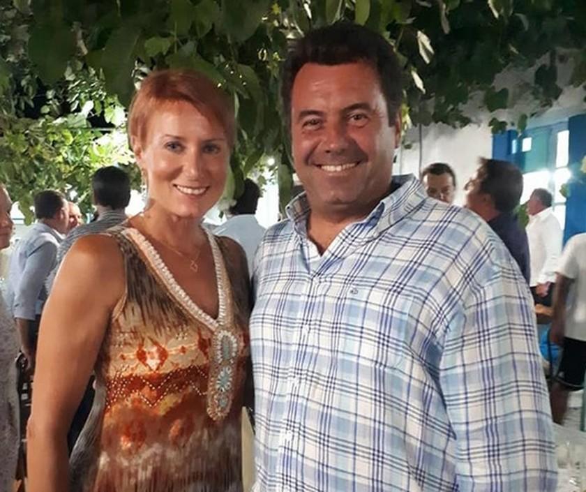 Κώστας Καραμανλής: Δείτε πού έκανε φέτος διακοπές με τη σύζυγό του (pics)