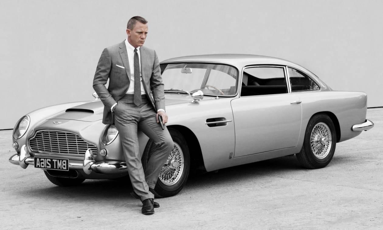 Ονειρευτήκατε ποτέ να έχετε την Aston Martin DB5 του Τζέιμς Μποντ; Τώρα μπορείτε!