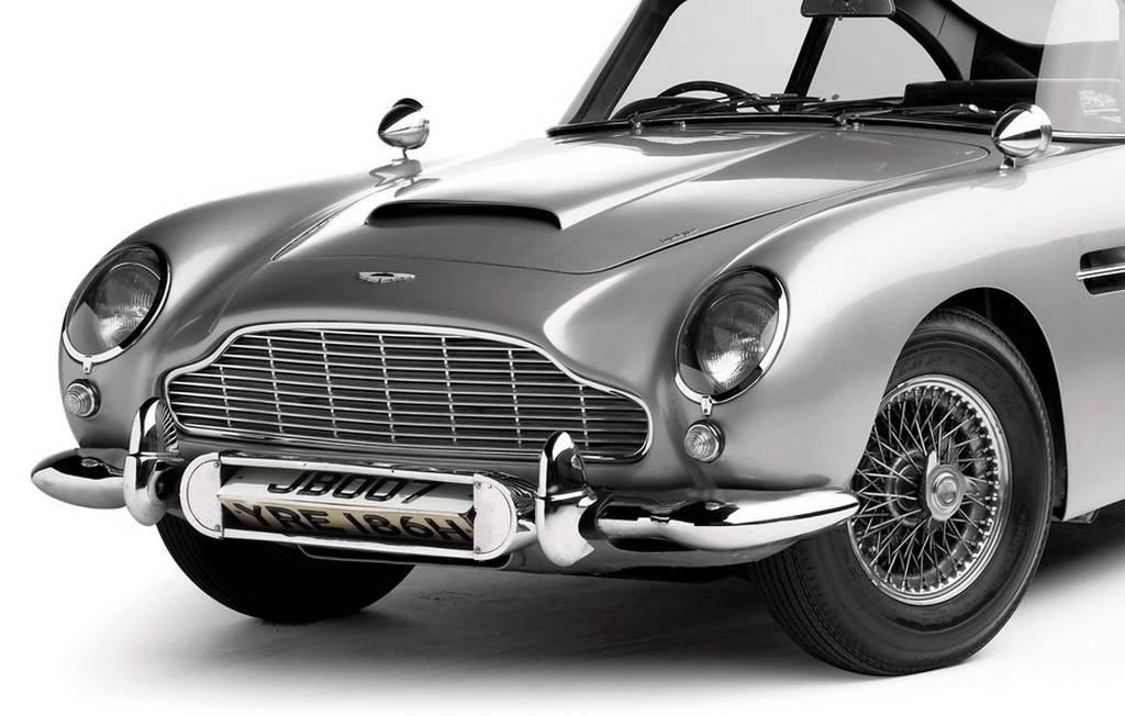 Ονειρευτήκατε ποτέ να έχετε την Aston Martin DB5 του Τζέιμς Μποντ; Τώρα μπορειτε!