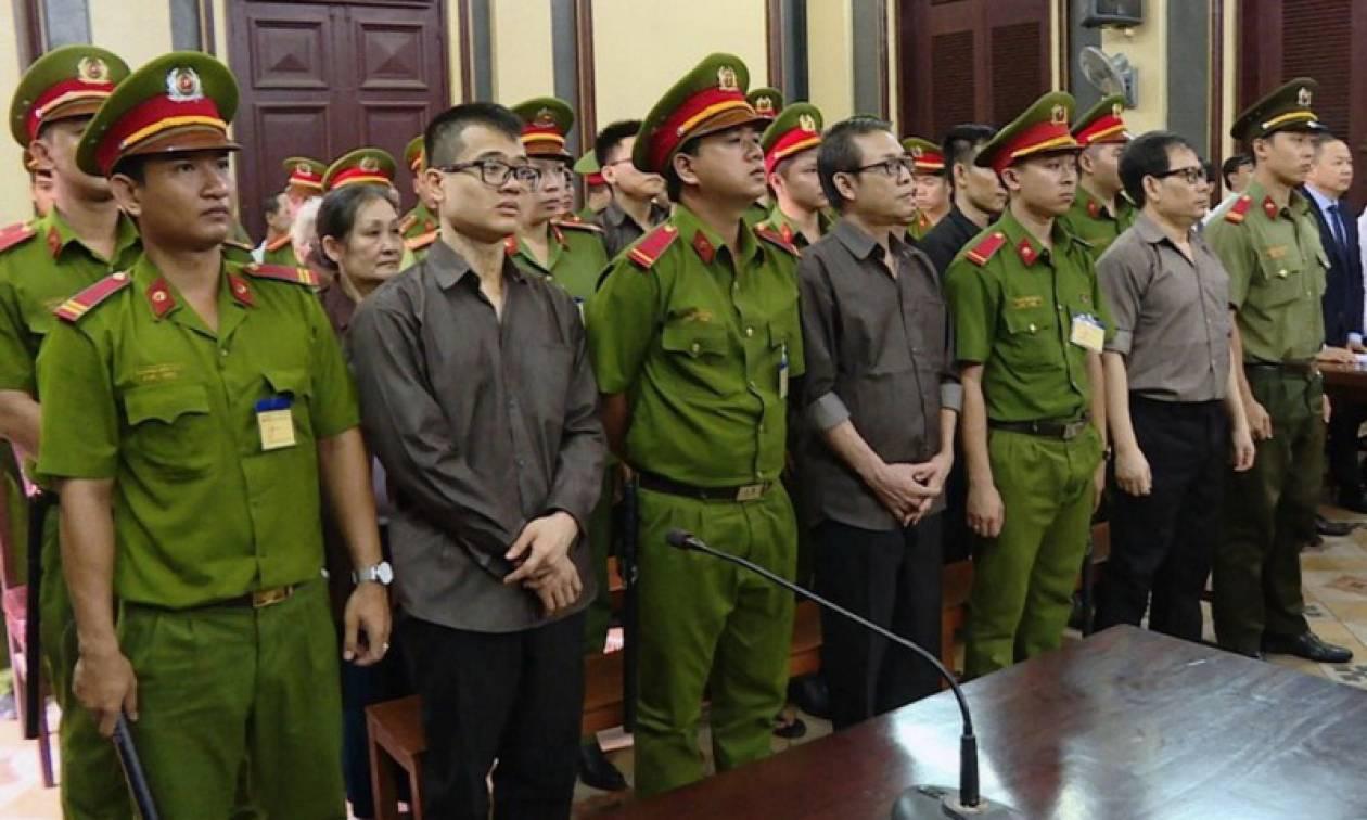 Βιετνάμ: Στη φυλακή 12 άτομα με την κατηγορία της «απόπειρας ανατροπής του καθεστώτος»