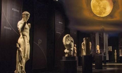 Πανσέληνος Αυγούστου 2018: Ελεύθερη είσοδος στο Εθνικό Αρχαιολογικό Μουσείο στις 26/8