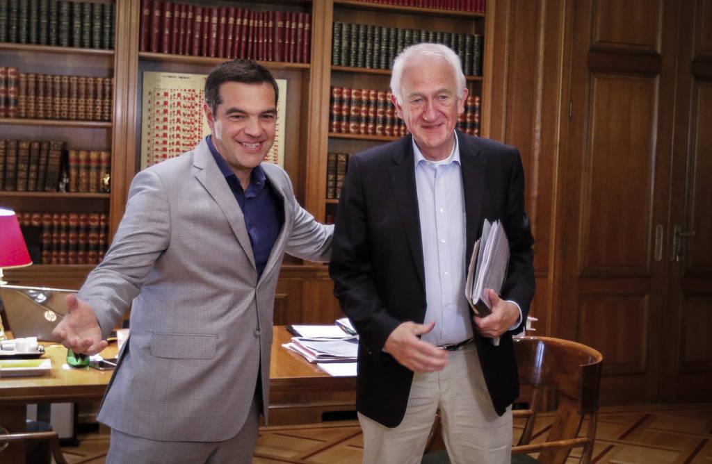 Φωτιές: Αυτός είναι ο νέος επικεφαλής της Επιτροπής Διερεύνησης - Τι συζήτησε με τον Τσίπρα