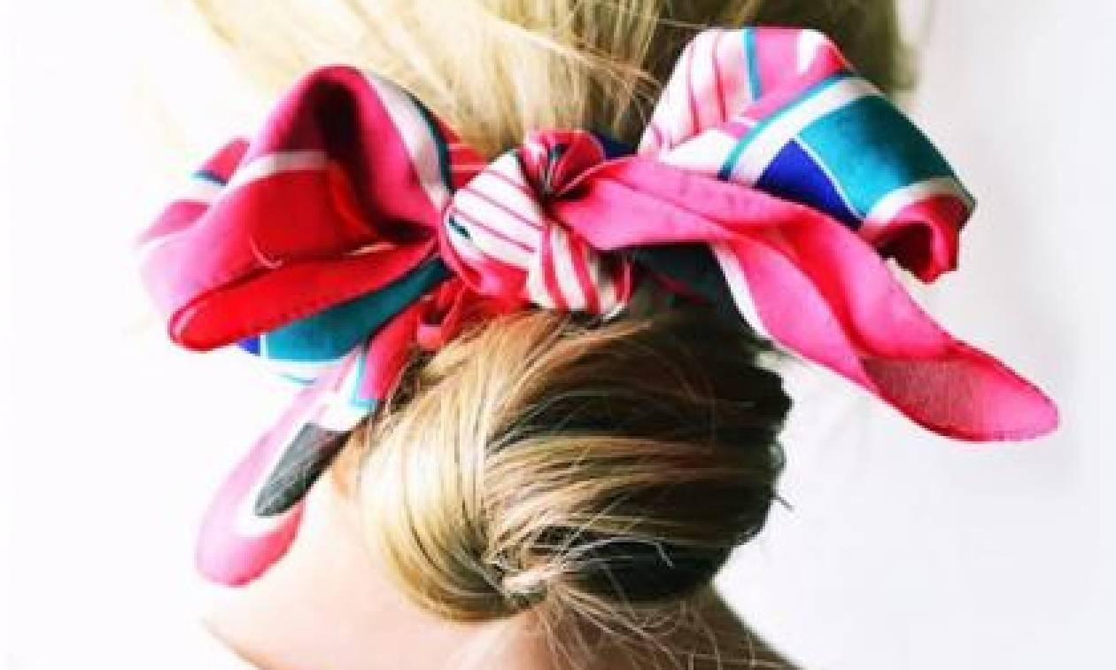 Bad hair day: 5 χτενίσματα για να τα βγάλεις πέρα