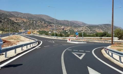 Αυτά είναι τα πιο επικίνδυνα σημεία στο Βόρειο Οδικό Άξονα Κρήτης