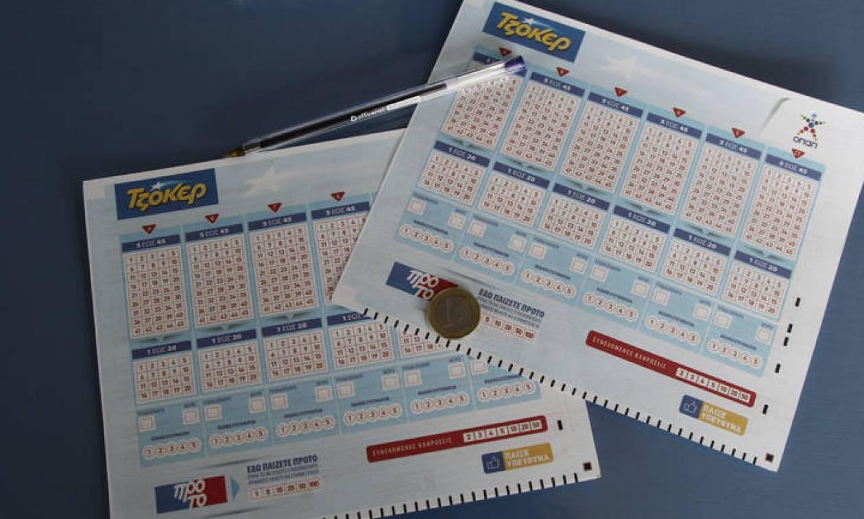 Τζόκερ Κλήρωση [1942]: Αυτοί είναι οι τυχεροί αριθμοί που κερδίζουν 1.000.000 ευρώ!