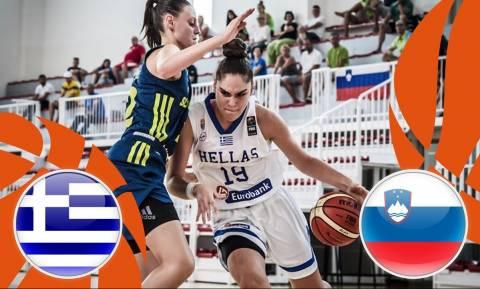 Ένα βήμα πριν το «θαύμα» η εθνική ομάδα μπάσκετ των κορασίδων (Pics+Vid)